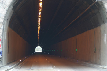 Lämmerbuckeltunnel Sperrung